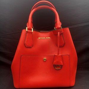 Michael Kors Greenwich Handbag Large Saffiano